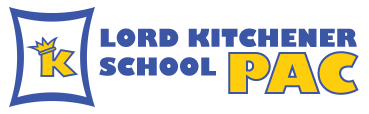 Lord Kitchener School Pac Logo